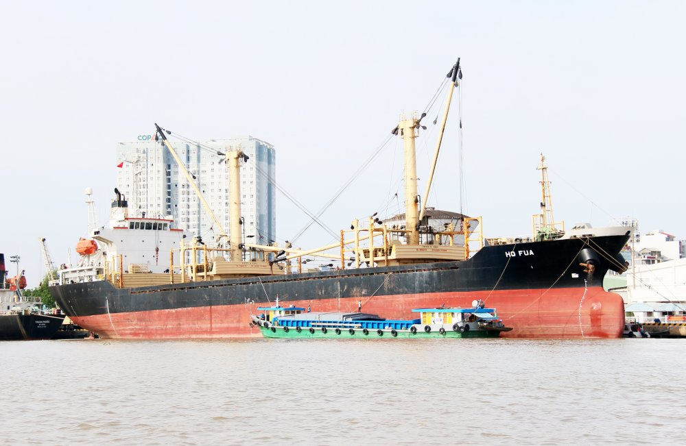 Ho Fua, IMO 9240536, Call sign 3FZC4, Multipurpose ships