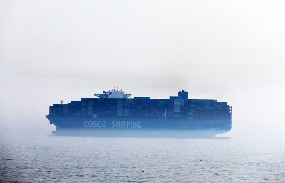 COSCO Shipping Sakura, IMO 9785794, Call sign VRSG3