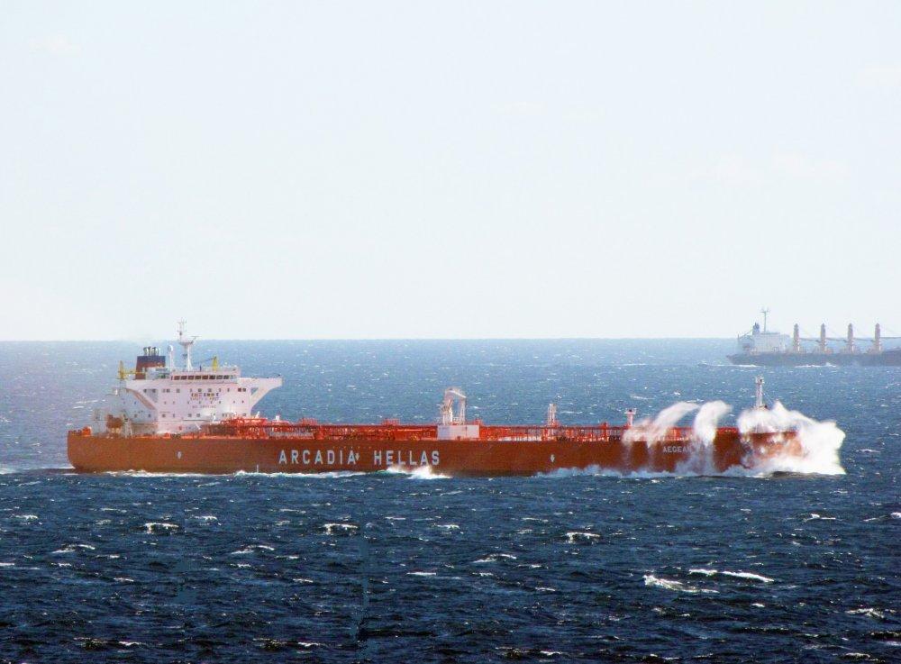 Aegean Blue, IMO 9346720, Call sign SYRW, Crude oil tankers