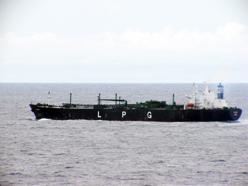 hellas serenity lpg vessel