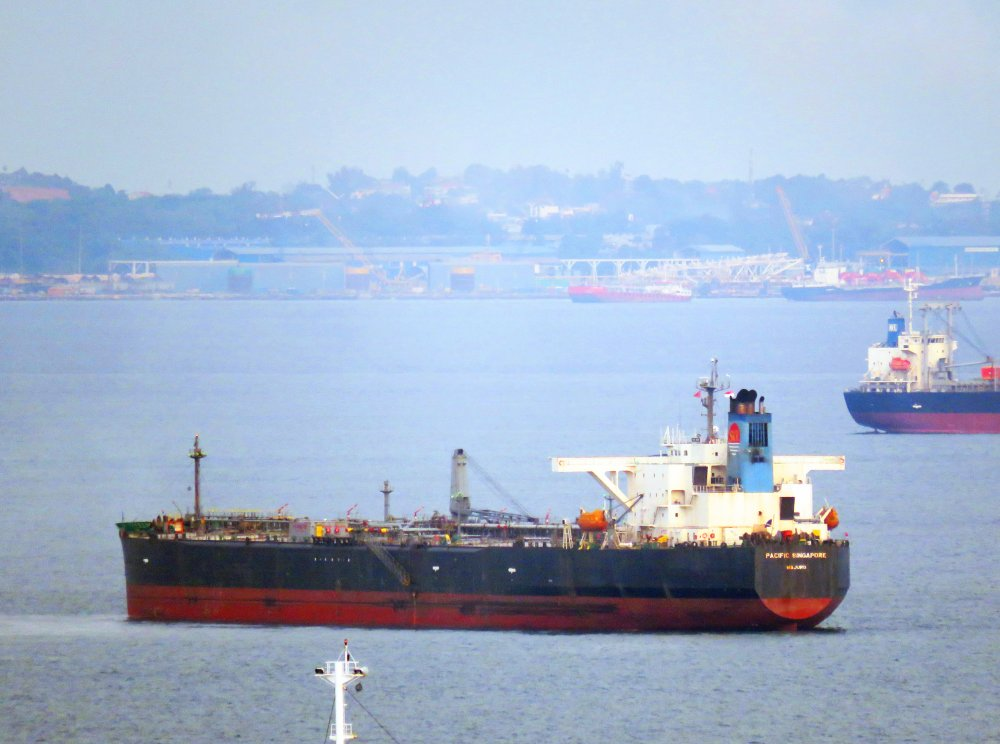 Pacific Singapore, IMO 9195315, Call sign V7EZ9, Crude oil tankers